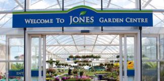 Jones Garden Centrei mage