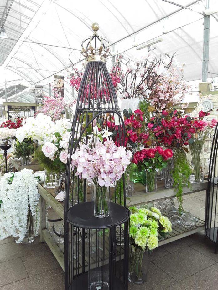 Flowers image of Powerscourt Garden Pavillion