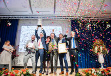 AIPH International Grower of the Year 2018 - Ter Laak Orchids, The Netherlands