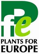 plants for Europe logo