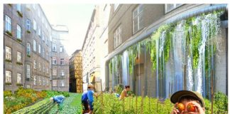 The Hanging Gardens of London