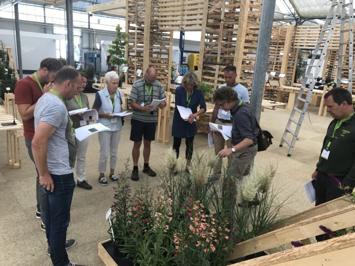 Garden Trials and Trade