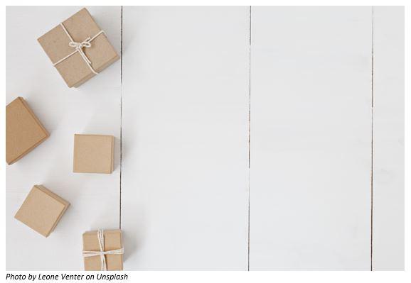 Paper boxes. Photo by Leone Venter on Unsplash