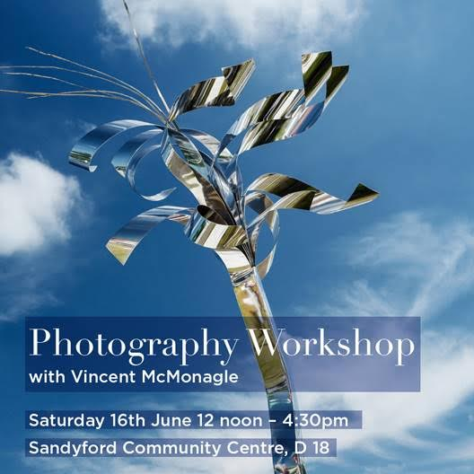 Photography workshop with Vincent McMonagle