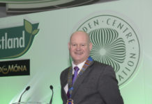 Chairman of the GCA, Mike Lind.