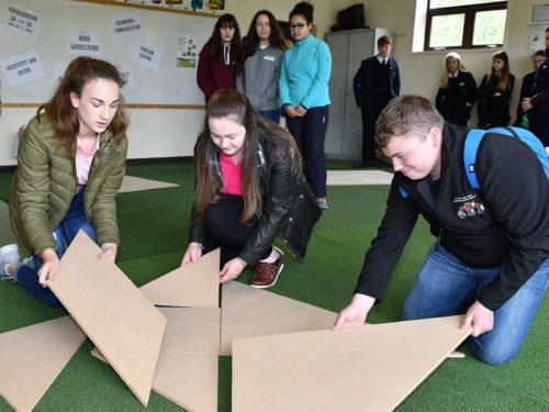 The tangram challenge
