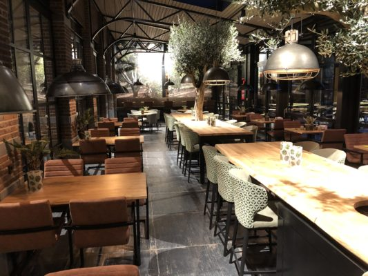 Thermoflor - new restaurant Intratuin Duiven