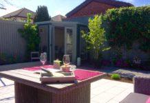 Derek Breslin Garden and Landscape work done in landscaping.