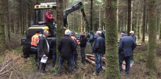 Knowledge Transfer Scheme for Forest Owners