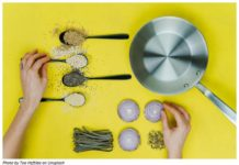 An image with ingridients for cooking.