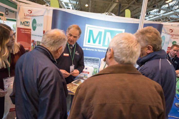Market leading MM seed on display at SALTEX.