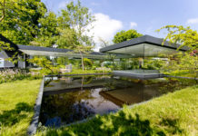 Savills Garden - a Different Outlook designed by Oliver and Liat Schurmann.