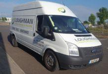 Loughman landscaping Van
