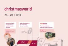 The new hall layout for Christmasworld 2019 provides for maximum inspiration and efficient ordering for buyers of diverse target groups.
