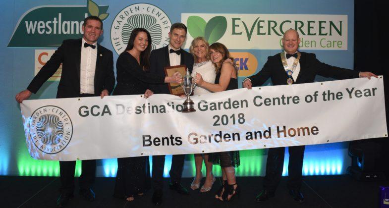 Destination Garden Centre of the Year - Bents Garden and Home