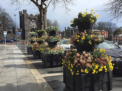 Street-Planting