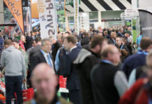 visitors vote SALTEX 2018 the best yet.