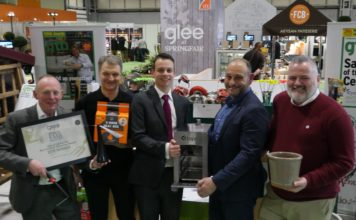 Glee at Spring Fair 2019 - New Product Showcase winners (Image credit - Garden Trade News)