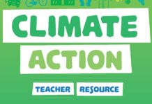 Climate Action Teacher Resource logo