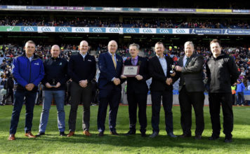 Nowlan Park wins GAA County Pitch of the Year 2018