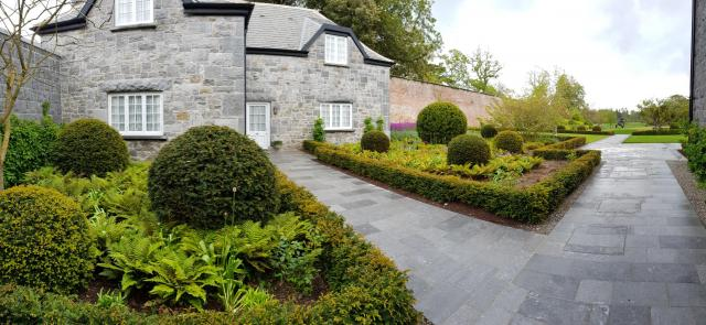Peter O' Brien and Sons Landscaping Ltd work done image