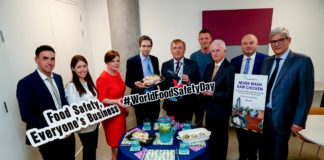 World Food Safety Day PR