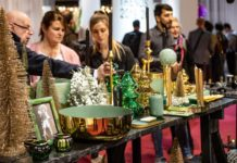 The latest trends in festive decoration enhance the shopping experience several fold. Source: Messe Frankfurt Exhibition GmbH / Pietro Sutera