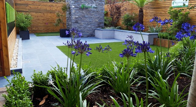 Sublime Landscaping; Winner: Commercial Development up to €50,000