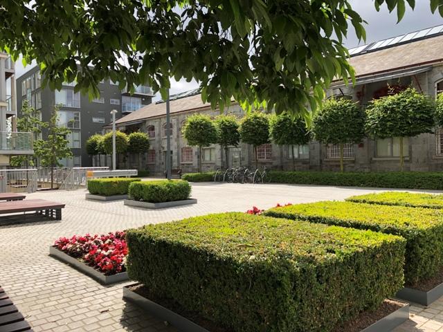 SAP Landscapes; Winner: Residential, Commercial & Public Authority Maintenance over €20,000