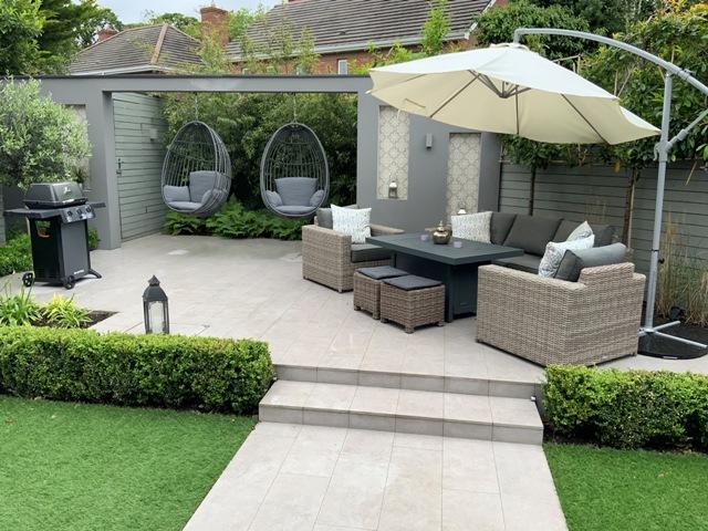 Greenstone Landscapes; Winner: Private Gardens €30,000 - €50,000