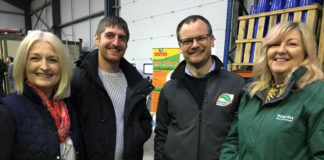 Some familiar faces at the IHNSA Trolley fair held at Kellys Nursery February 25th.