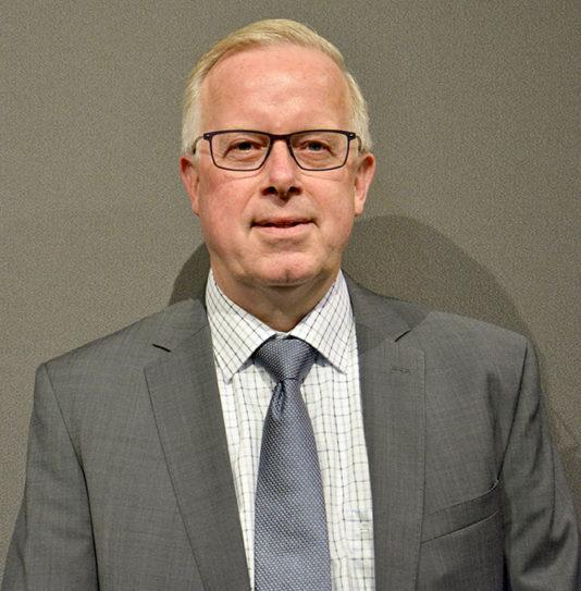 AIPH President Bernard Oosterom