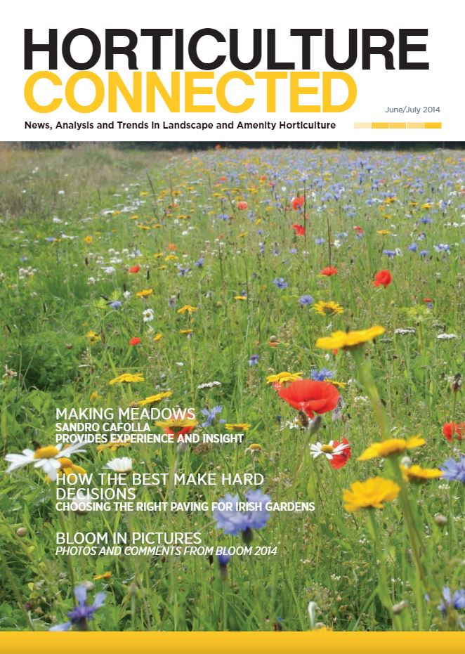 Summer 2014 front cover image