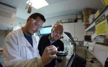 Behind the scenes of pioneering research on wetting agents.