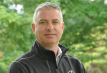 Greg Collins, Bayer national account manager for Ireland