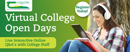 Kildalton Virtual College Open Day banner