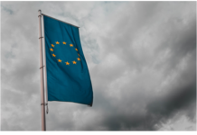 An image of the Eu flag