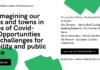 'Re-imagining our cities and towns in times of Covid-19'