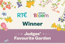 Judges Favourite Garden logo