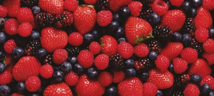 An image of berries