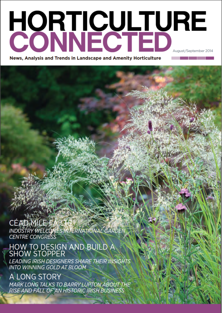 Autumn 2014 Issue front cover image