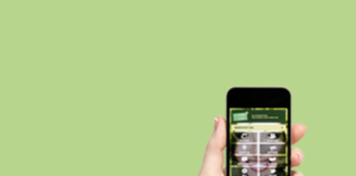 mobile app of GrootGroenPlus image