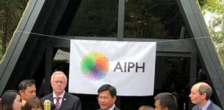 IMAGE FROM PAST AIPH-APPROVED EXPO