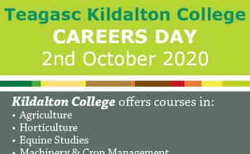 Kildalton College-Open-Day 2020 banner